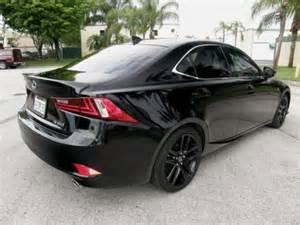 Lexus Isf Seats For Sale 2015 Lexus Is F Sport Black For Sale On Craigslist Used