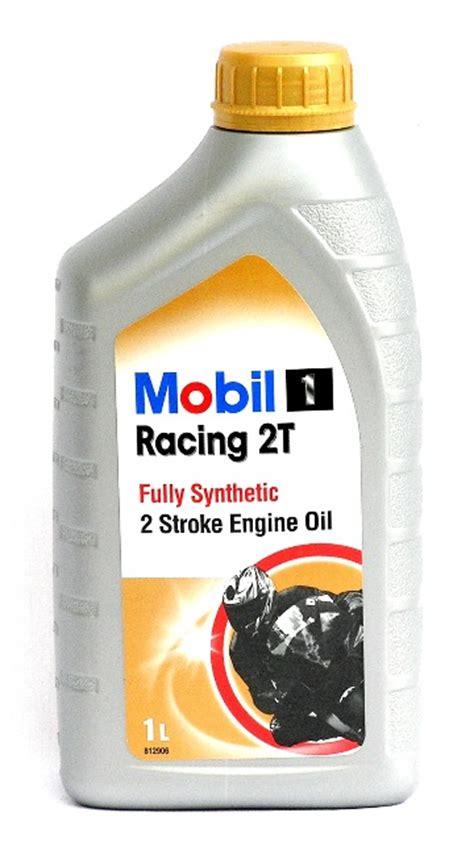 mobil 1 racing 2t mobil 1 racing 2t 12x1l balen 237 oleje a maziva bc radek