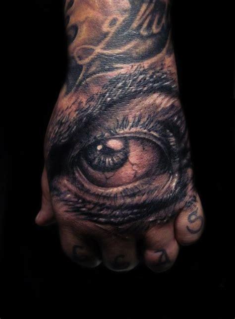 tattoo eye on hand ink bone rad hand tattoos