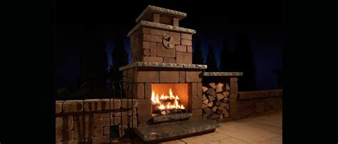 compact fireplace kit rochester concrete products