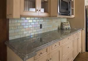 glass kitchen backsplashes gorgeous iridescent backsplash tile love the way it captures the light tiles floors and