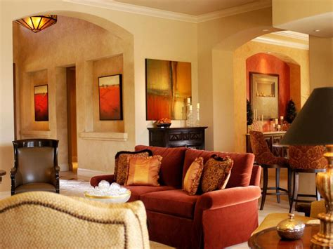 Warm Colors For A Living Room by Warm Colors For Living Room Regarding