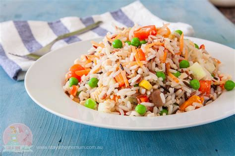 Cold Salads | cold rice salad stay at home mum