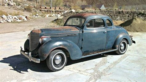 1938 chrysler coupe fit for a royal 1938 chrysler royal business coupe