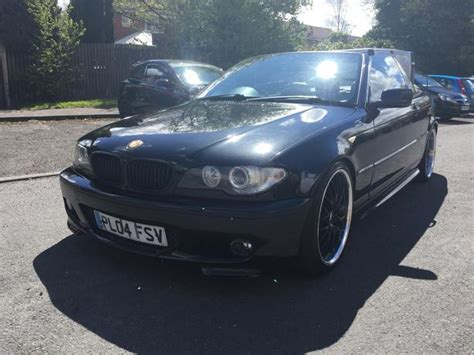 bmw  ci  sport convertible black facelift
