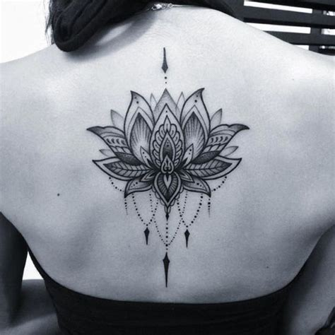 tattoo lotus flower back 101 lotus flower tattoo ideas to get your excited
