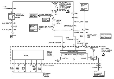 Repair Guides Instrument Panel Gauges Amp Console