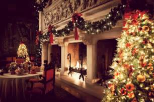 Christmas fireplace fire holiday festive decorations j wallpaper