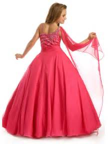 Flower girl dresses bridesmaid pageant formal kids formal kids