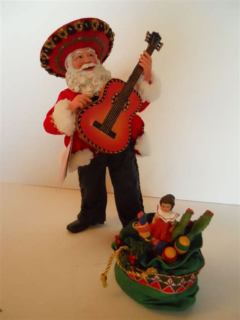 47 Boneka Snowman Balmut Snowman Boneka Santa Claus Special Produk mexican santa mariachi guitar my collection of mexican santas guitar and mexicans