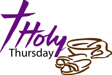 thursday clip holy thursday wishes clipart