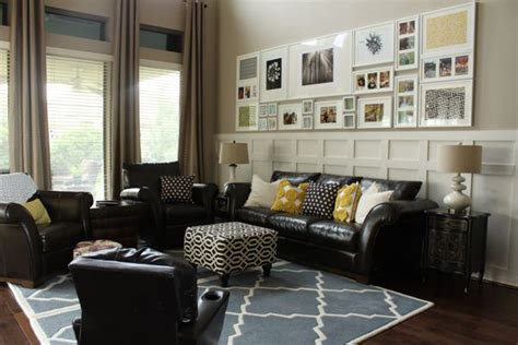 Living Room Wall Molding 5 Ways To Create A Gallery Wall Infarrantly Creative