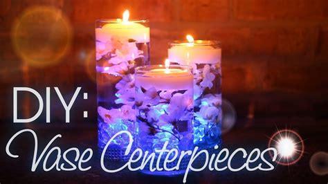 Diy Vase Centerpieces Diy Vase Centerpieces Youtube
