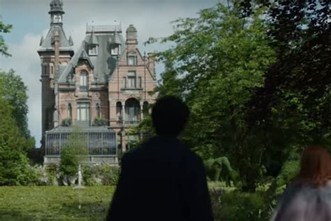miss peregrine s home for peculiar children 2017 filming