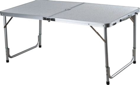 light weight aluminium folding table