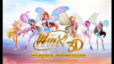 canzone delle winx testo winx club magica avventura in 3d cd ost 04 per