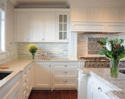 timeless kitchen backsplash best kitchen concepts that use kitchen cabinet crown