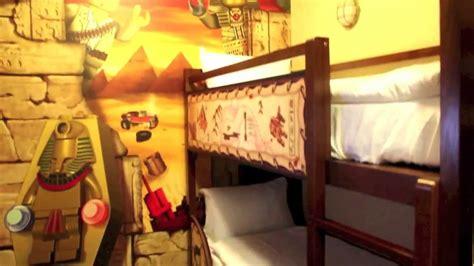 Adventure Room by Legoland Hotel Adventure Room Tour At Legoland California