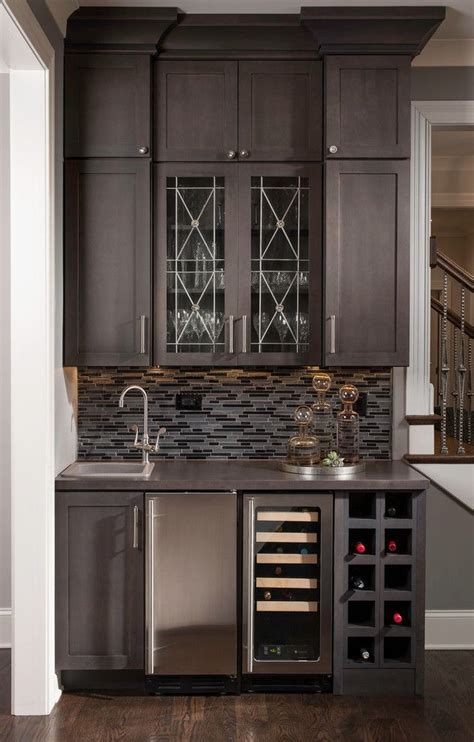 Built In Bar Cabinets Best 25 Bar Cabinets Ideas On Pinterest In Home Bar Ideas Bars And Built In Bar