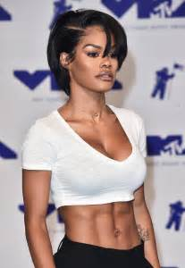 teyana taylor wears a look similar to janet jackson at the