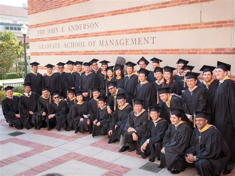For Mba Graduates In Los Angeles by Business Schools Where Grads Earn 110 000 Business