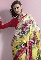 Combination Blouse Whitered 5008 1000 images about collection of printed sarees on