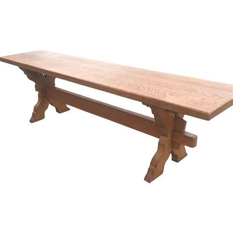 oak wood bench oak wood bench 28 images myconcept oak wood bench