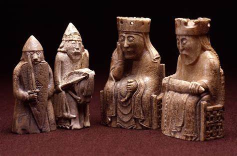 The Lewis Chessmen images