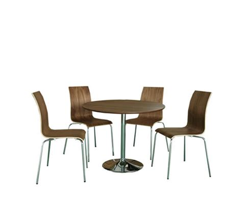 Walnut Kitchen Table And Chairs Shoreditch Walnut Kitchen Table And Chairs