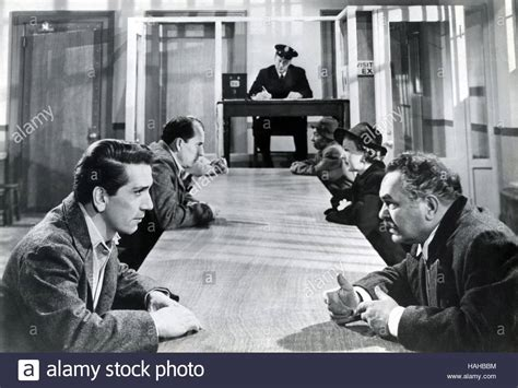 house of strangers house of strangers year 1949 usa director joseph l mankiewicz stock photo