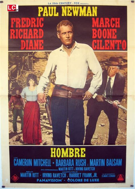 film western hombre paul newman martin o malley and movie posters on pinterest