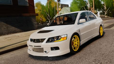 modified mitsubishi lancer 2005 gta gaming archive