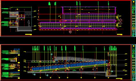 detail concrete ramp dwg detail  autocad designs cad
