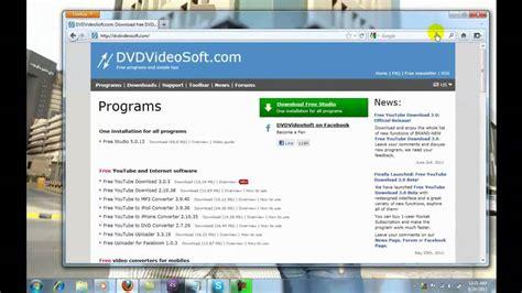 free studio how to get dvdvideosoft free studio