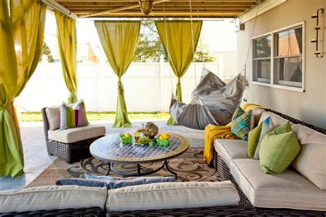 resistant outdoor hanging patio eclectic with patio