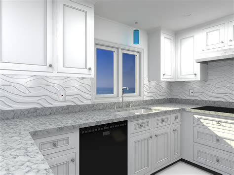 kitchen wall panels backsplash textural designs launches sculptured wall panels