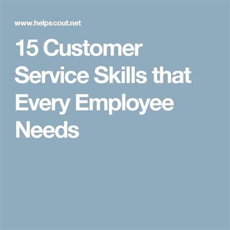 top customer service skills anuvrat info