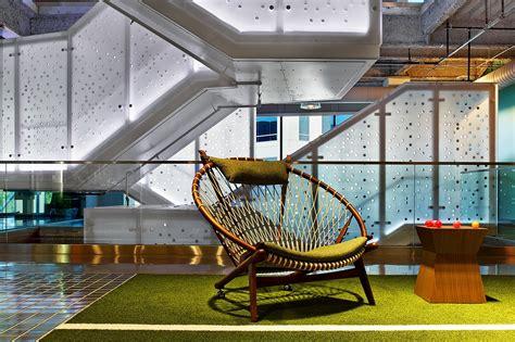google office california take a tour of google s chic irvine office officelovin