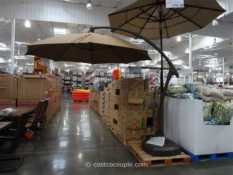 11 Foot Parisol Cantilever Umbrella