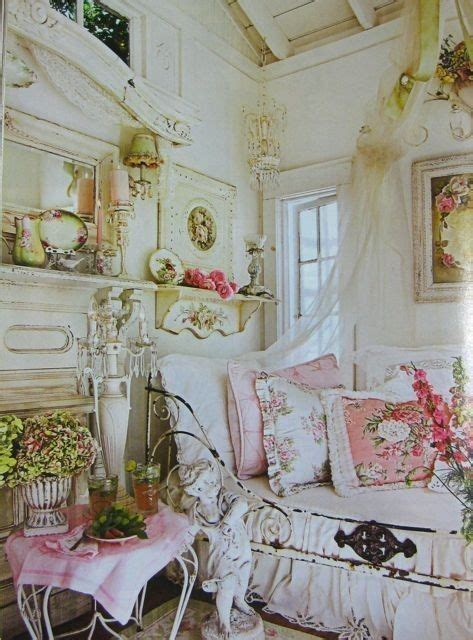 romantic decorating ideas beautiful home pinterest shabby chic guest rm small