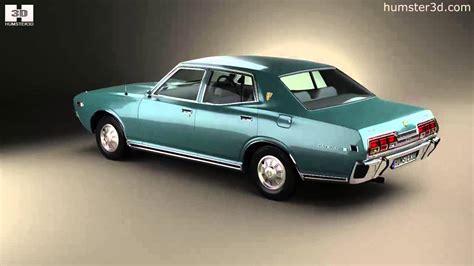 datsun 280c datsun 280c sedan 1979 by 3d model store humster3d