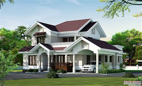 kerala home design at 2000 sq ft