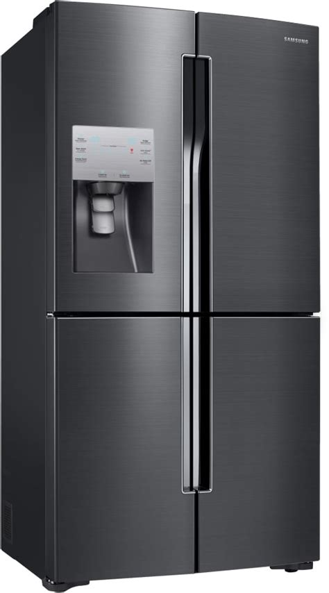 samsung fridge samsung rf23j9011sg 36 inch counter depth 4 door door refrigerator with flexzone drawer