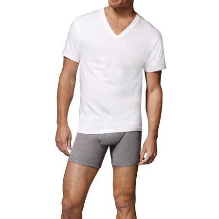 T Shirt Fresh White B C hanes s fresh iq white v neck t shirt 6 1 free bonus