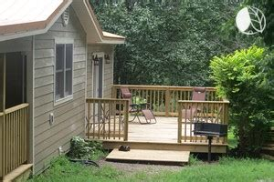 pet friendly cabins in illinois
