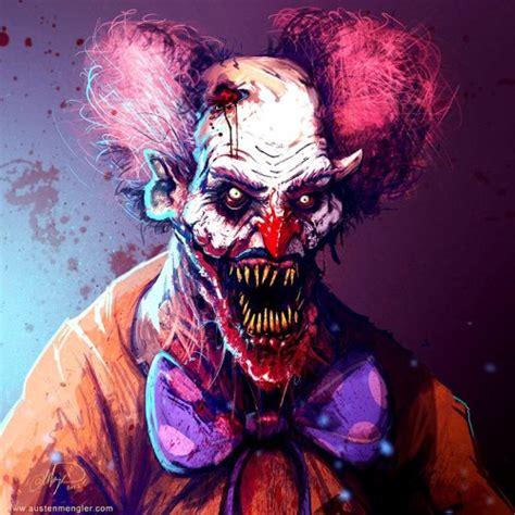 zombie clown tutorial zombie clown on tumblr