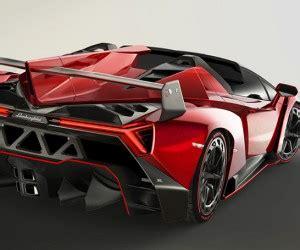 Lamborghini Veneno Price Tag Lamborghini Veneno Roadster Packs 750hp V12 Its