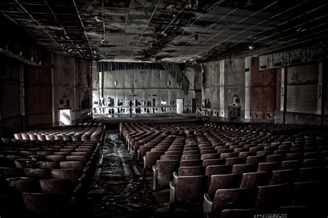 A Place In Theaters Theatre Abandoned Places Theatres Abandoned And