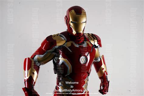 buy iron man costume suit buy iron man costume suits