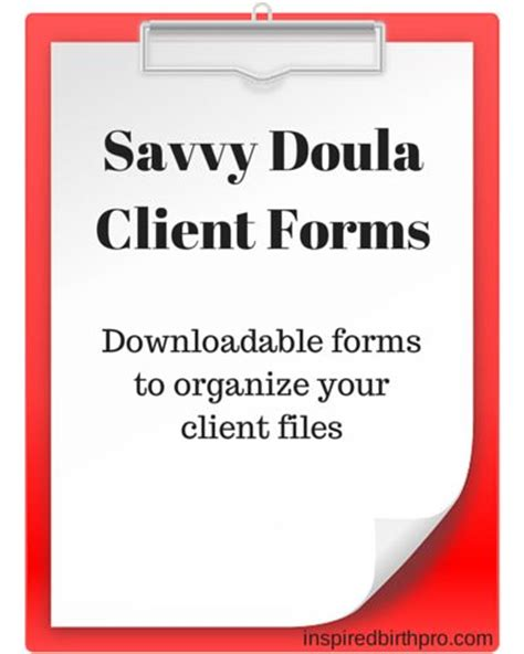 Births And Doula On Pinterest Doula Contract Template